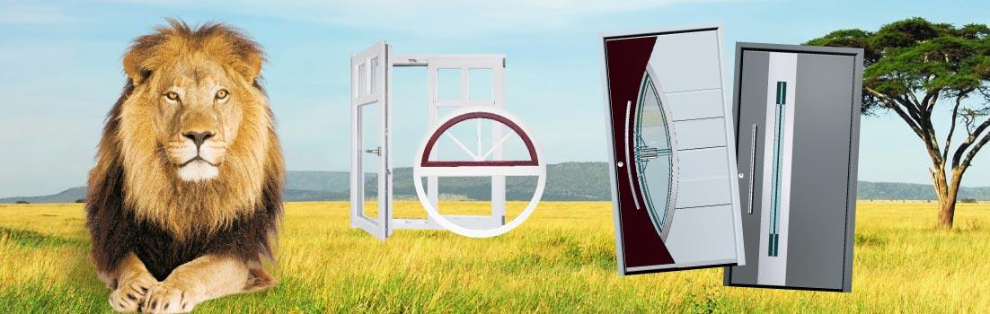 Fenster Aktionsware › LÖWE Fenster und Türen
